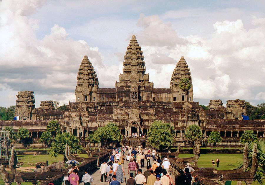 Ankor Wat Bucket List