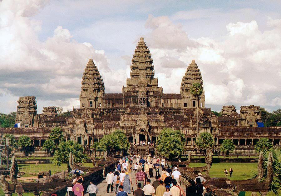 Ankor Wat Bucket List